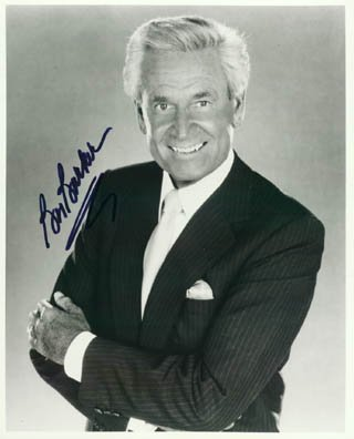Bob Barker Autograph