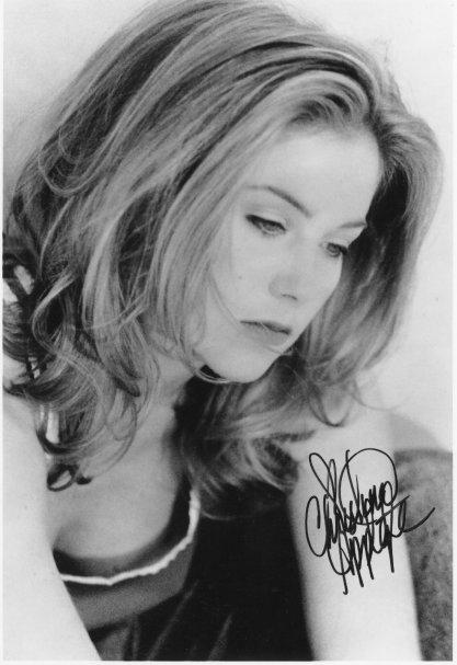Christina Applegate Autograph