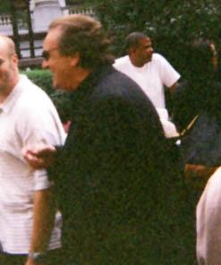 Photo after meeting Danny Aiello