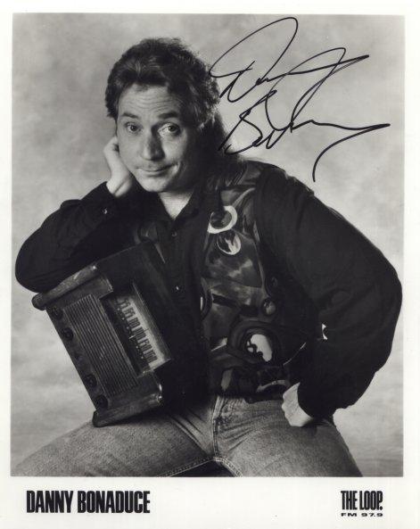 Danny Bonaduce Autograph