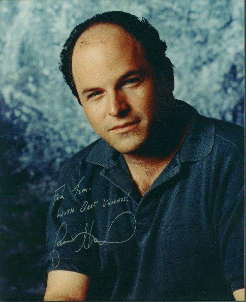 Jason Alexander Autograph