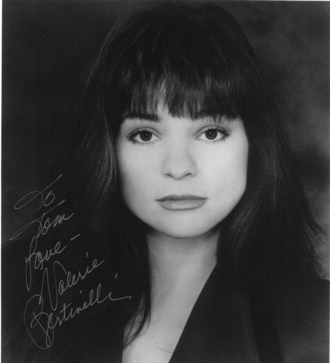 Valerie Bertinelli Autograph